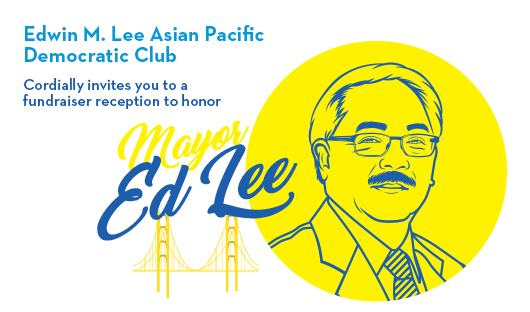 Reception to Honor Mayor Ed Lee