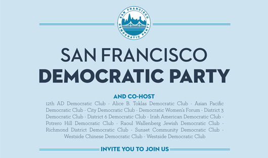 SF Dem Watch party