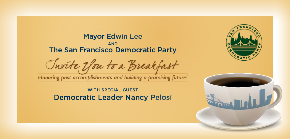 Democrat Breakfast | Asian Pacific Democratic Club