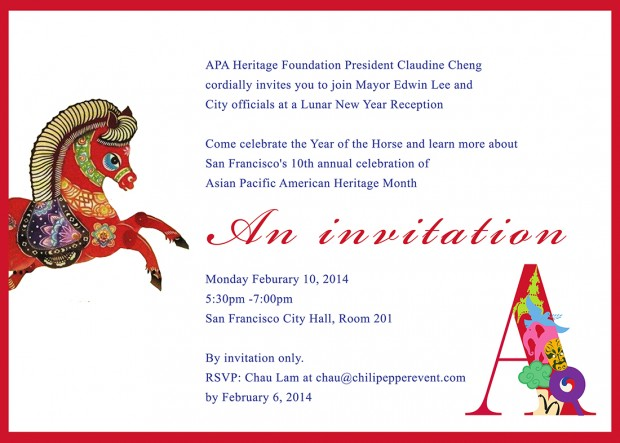 apa heritage foundation lunar new year celebration on monday february 10 530 700pm room 201 sf city hall