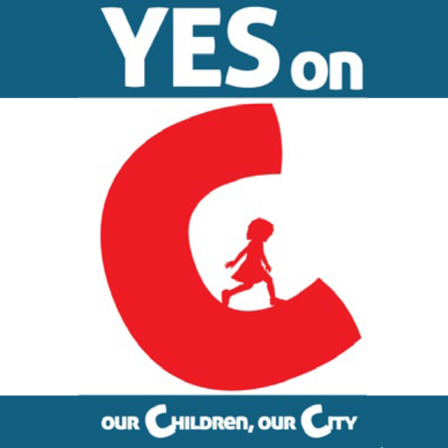 Yes on Prop C - Children's and Youth Fund Charter Amendment