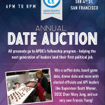APDC July 23 Date Auction